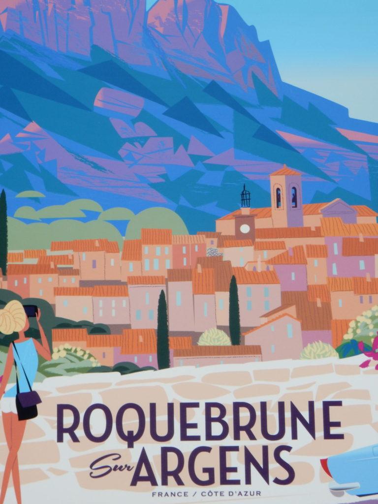 Roquebrune drawing 1